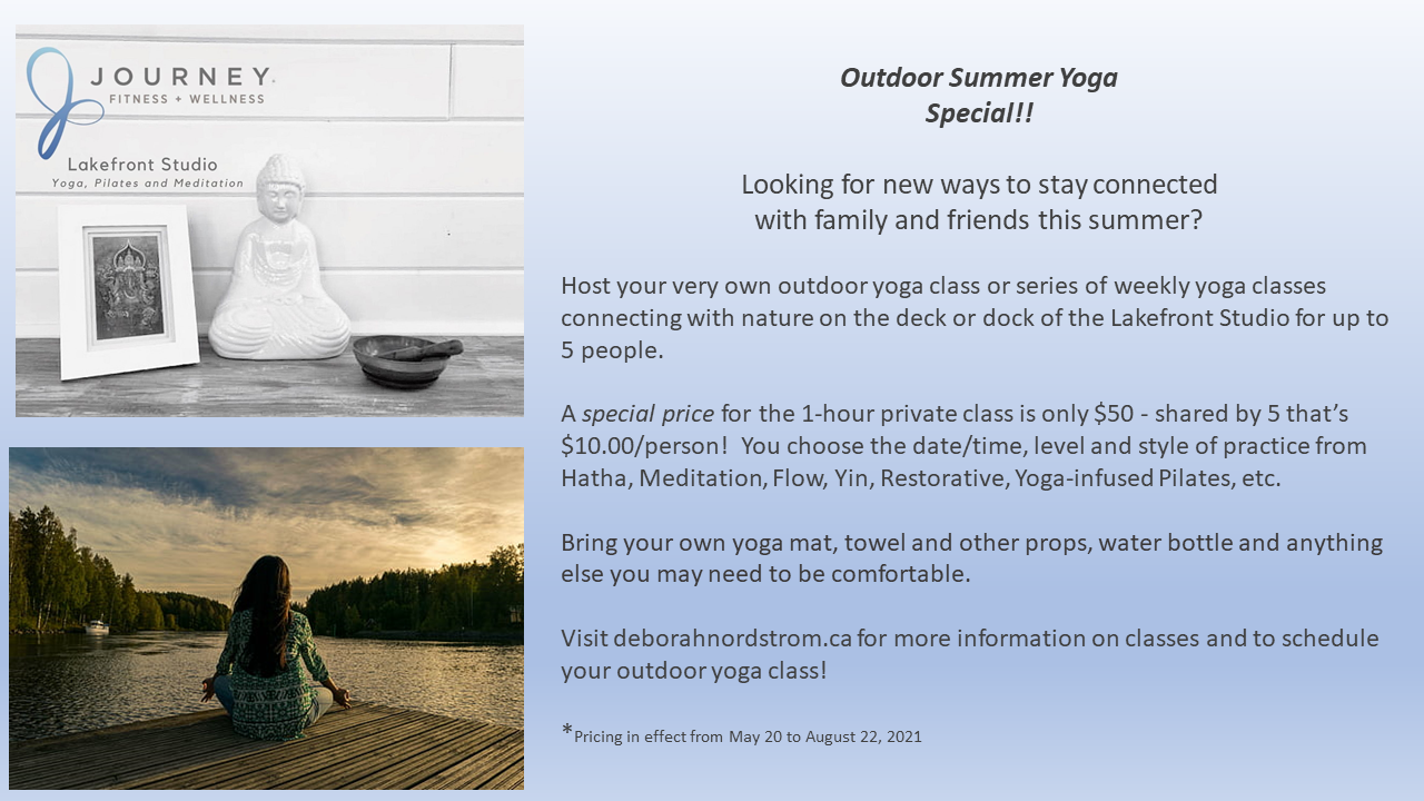 Outdoor Summer Yoga Special JFW (2)